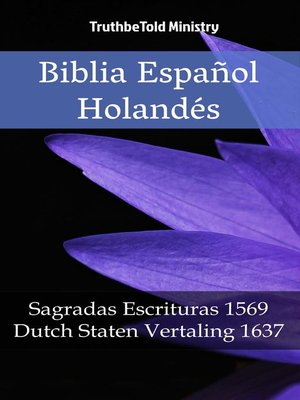 cover image of Biblia Español Holandés