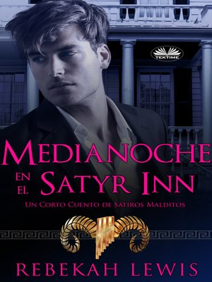 cover image of Medianoche En El Satyr Inn