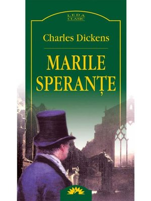 cover image of Marile speranțe