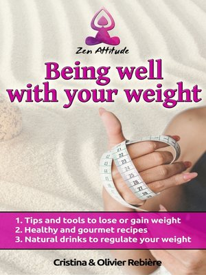 cover image of Being well with your weight
