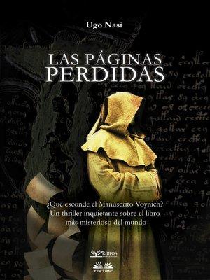 cover image of Las Páginas Perdidas