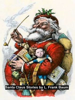 cover image of Santa Claus Stories