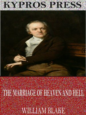 cover image of The Marriage of Heaven and Hell