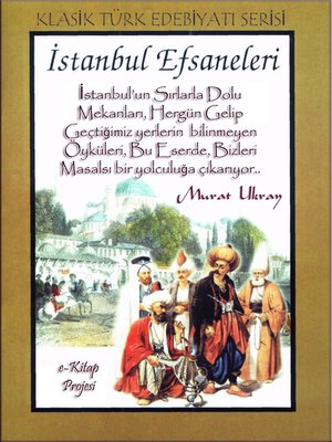 cover image of İstanbul Efsaneleri