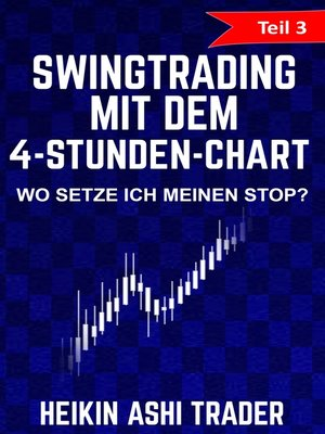 cover image of Swingtrading mit dem 4-Stunden-Chart