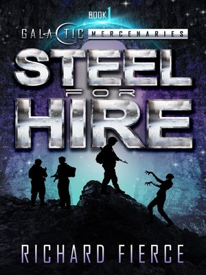 cover image of Steel for Hire