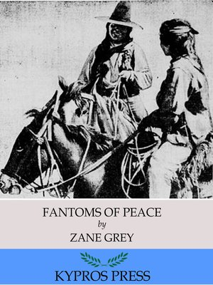cover image of Fantoms of Peace