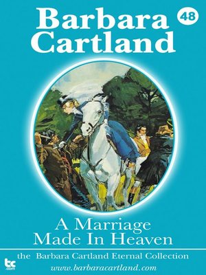 cover image of A Marriage Made In Heaven