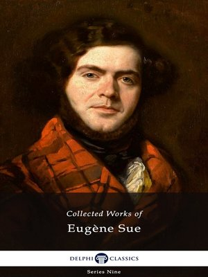 cover image of Delphi Collected Works of Eugène Sue (Illustrated)