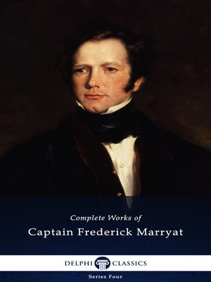 cover image of Delphi Complete Works of Captain Frederick Marryat