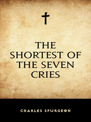 cover image of The Shortest of the Seven Cries