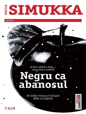 cover image of Negru ca abanosul