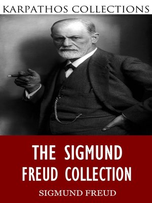 cover image of The Sigmund Freud Collection