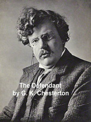 cover image of The Defendant