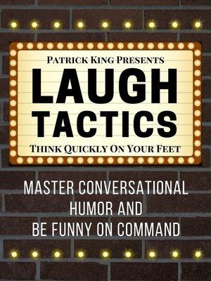 cover image of Laugh Tactics