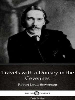 cover image of Travels with a Donkey in the Cevennes by Robert Louis Stevenson