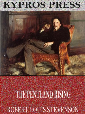 cover image of The Pentland Rising