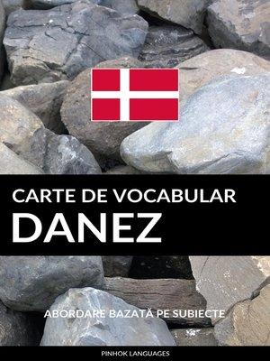 cover image of Carte de Vocabular Danez