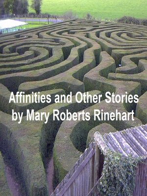 cover image of Affinities and Other Stories