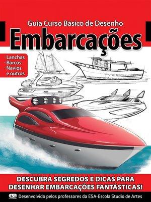 cover image of Guia Curso Básico de Desenho Embarcações