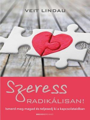 cover image of Szeress radikálisan!