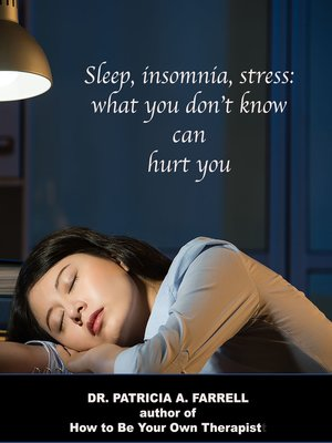 cover image of Sleep, Insomnia, Stress