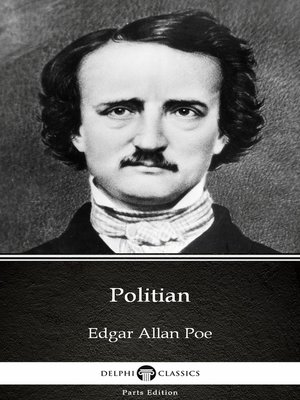 cover image of Politian by Edgar Allan Poe