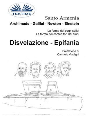 cover image of Archimede--Galilei--Newton--Einstein