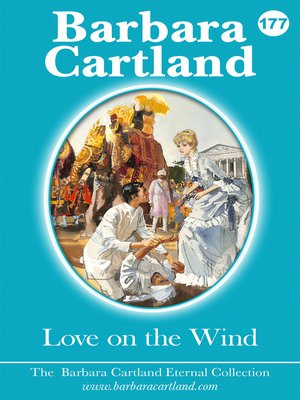 cover image of Love on the Wind