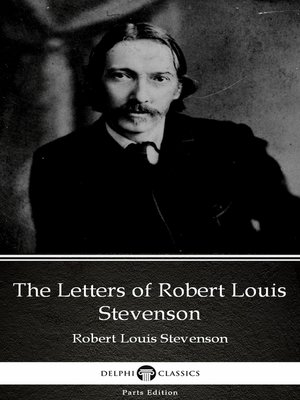 cover image of The Letters of Robert Louis Stevenson by Robert Louis Stevenson