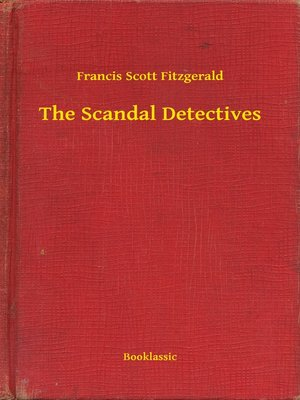 cover image of The Scandal Detectives