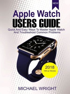 cover image of Apple Watch Users Guide