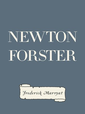 cover image of Newton Forster