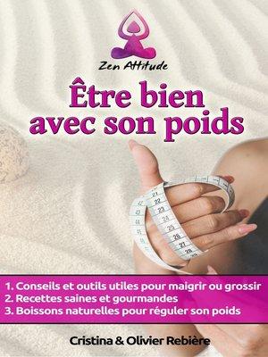 cover image of Être bien avec son poids