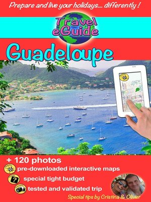cover image of Travel eGuide: Guadeloupe, Marie-Galante and Saintes islands