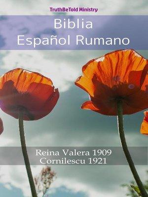 cover image of Biblia Español Rumano