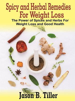cover image of Spicy and Herbal Remedies for Weight Loss