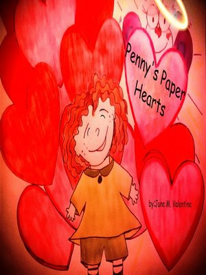 cover image of Penny's Paper Heart's
