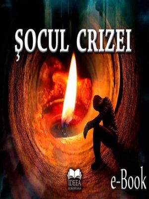 cover image of Șocul crizei