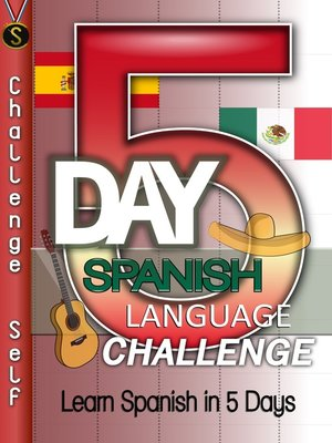 cover image of 5-Day Spanish Language Challenge