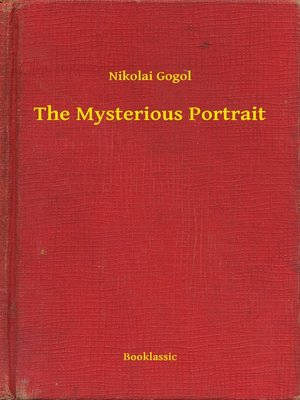 cover image of The Mysterious Portrait