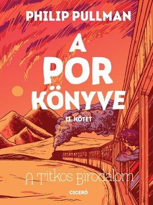 cover image of A titkos birodalom