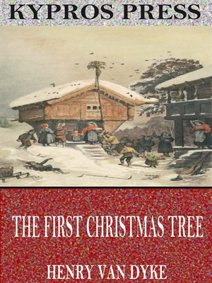 cover image of The First Christmas Tree