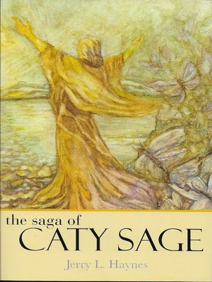 cover image of The Saga of Caty Sage