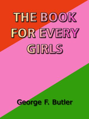 cover image of The Book for Every Girls