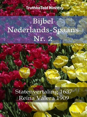 cover image of Bijbel Nederlands-Spaans Nr. 2
