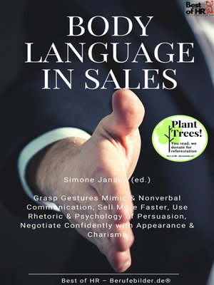cover image of Body Language in Sales