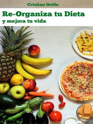 cover image of Re-organiza Tu Dieta