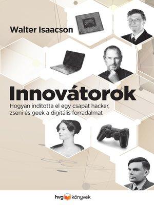 cover image of Innovátorok