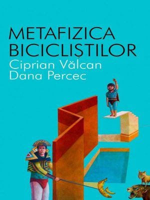 cover image of Metafizica bicicliștilor